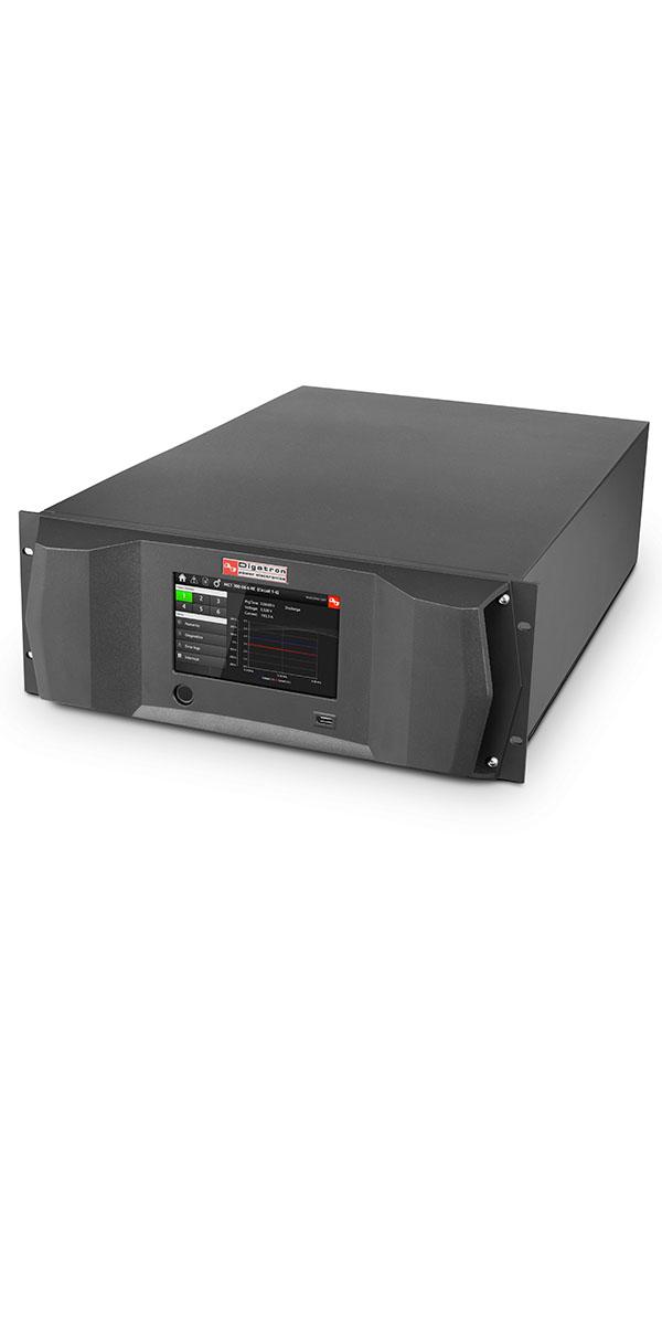 Digatron BNT-RE, Testgerät für Antriebsbatterien von bis zu 60 Volt, besonders ernegieeffizient