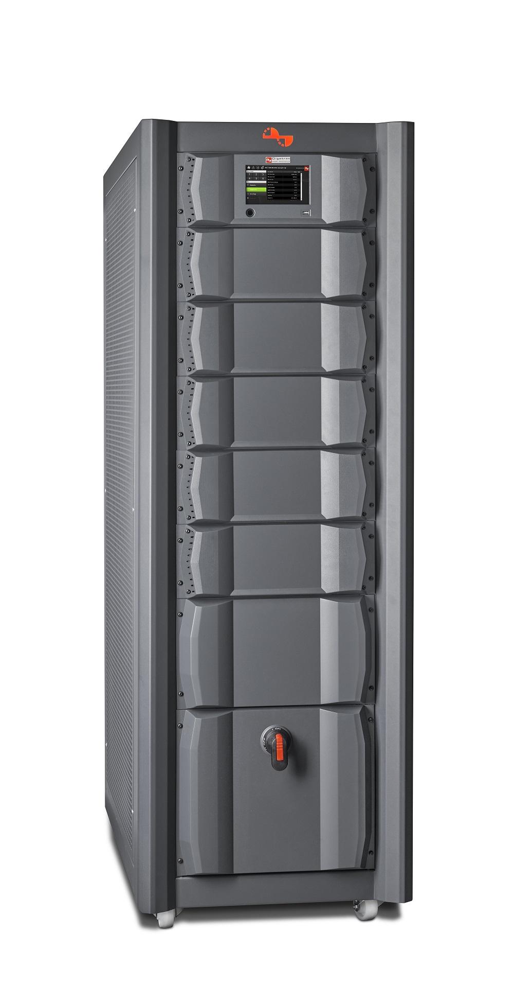 Digatron MCT-HD, energieeffizienter Batterieeinzelzellentester mit einzigartig hoher Packungsdichte, Einzelschrank