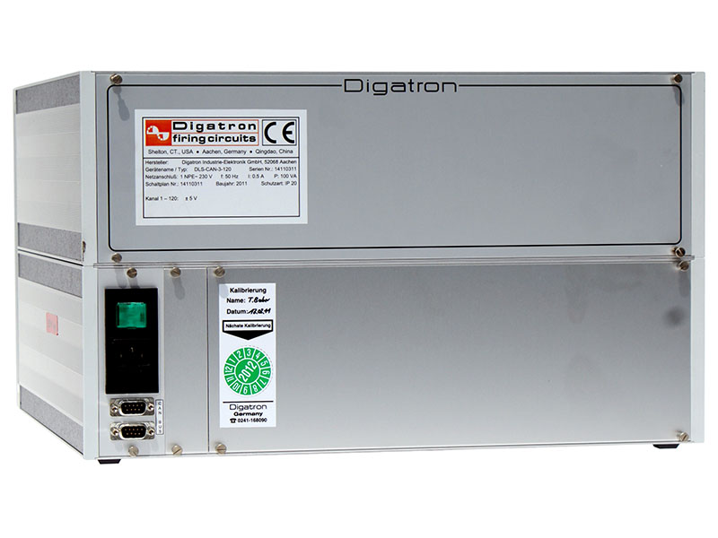 Data acquisition for single cell voltages and battery and tank voltages during the test cycle