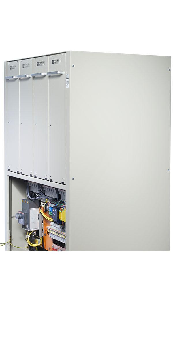 Digatron MCDR, Formationsgleichrichter f?r Blei-S?ure-Batterien zur Erstladung und Entladung von Batterien