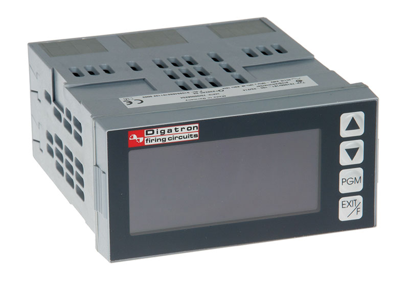 Specially developed safety unit for testing batteries with critical voltage and temperature limit values