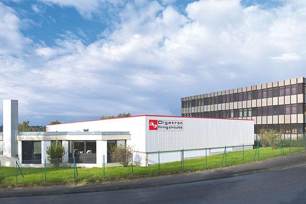 Erweiterung der Aachener Fabrik